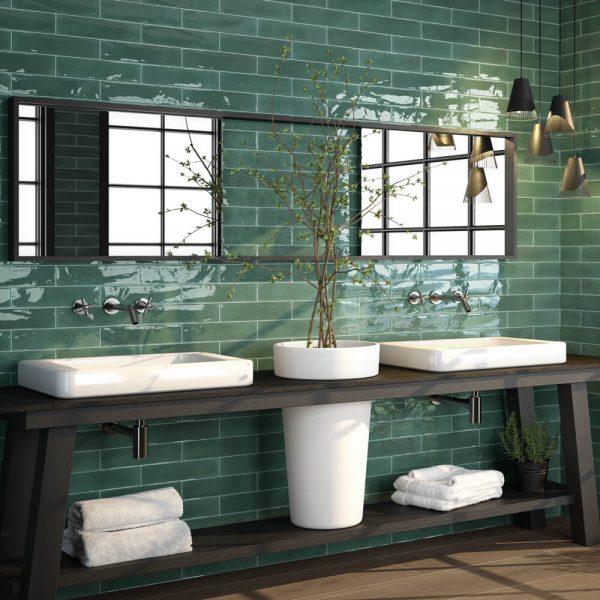 Bathrooms AMBIENTE-OPAL-EMERALD-BAÑO