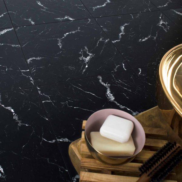 floor genova-matt-marble-effect-tiles